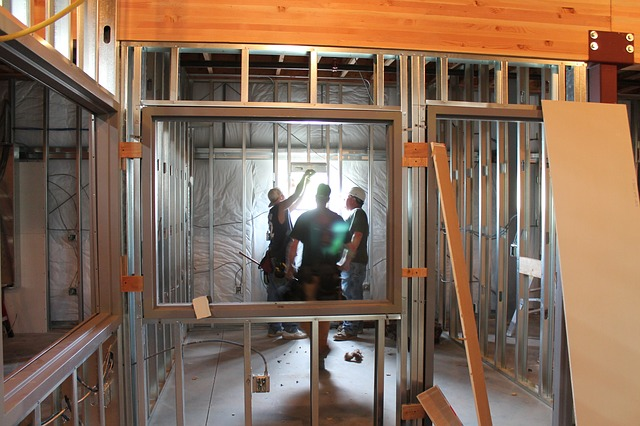 construction an repairing services