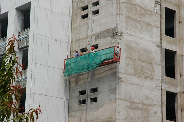 construction and buildings maintenance services
