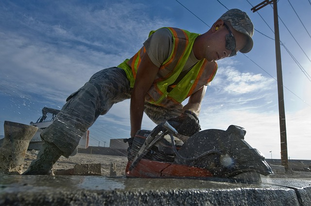 construction and repairing contractor