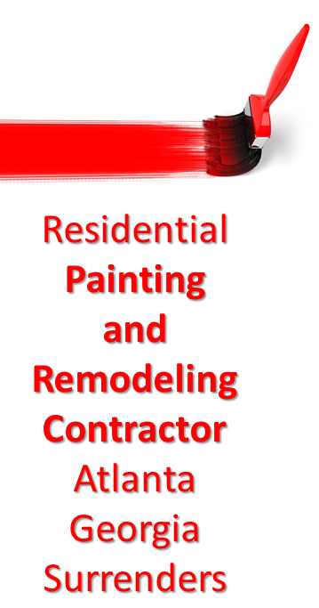 residential painting remodeling contractor atlanta