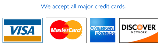 major credit card accepted by la painting remodeling atlanta